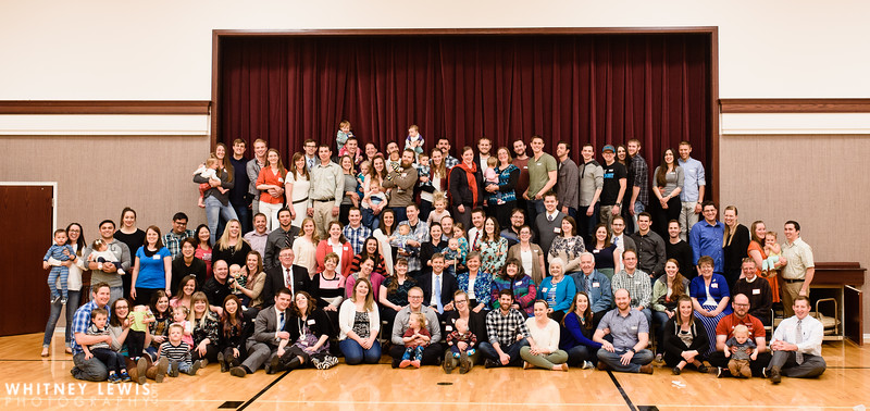3.2017 Spokane Washington Mission Reunion