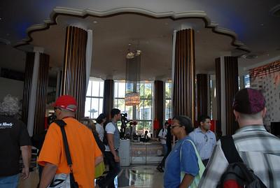 Eden Roc lobby