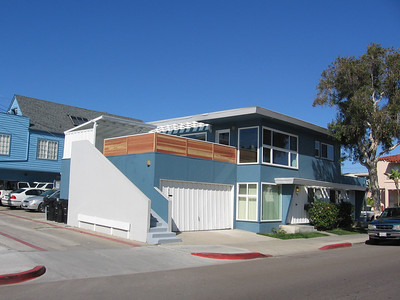 ***Leased*** 1 BR 1 Bath 3642 Mission Blvd. San Diego Calif. 92109