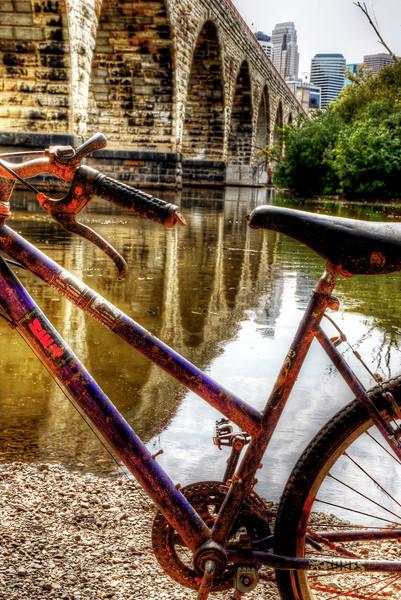 250/365-Lost bike