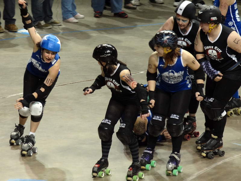 63/365-Fargo-Moorhead Derby Girls