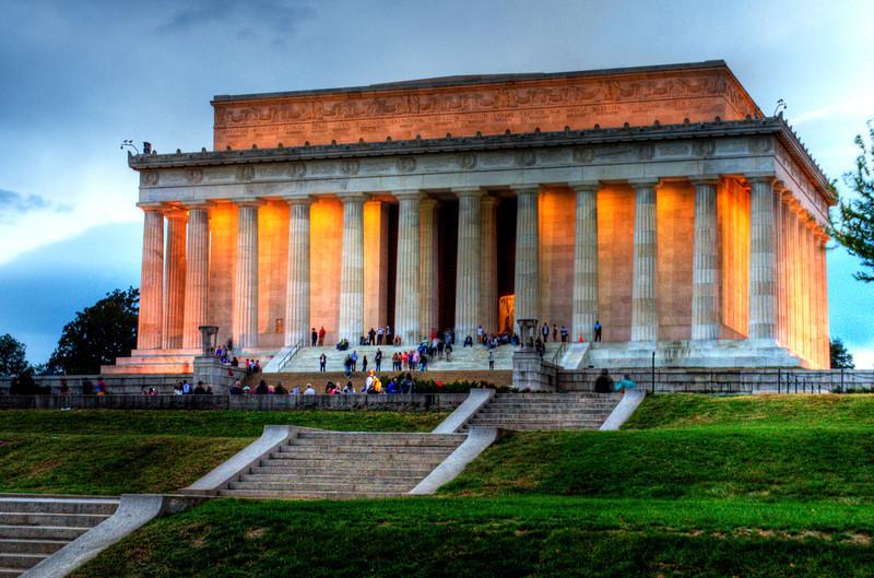 292/365-Lincoln Memorial