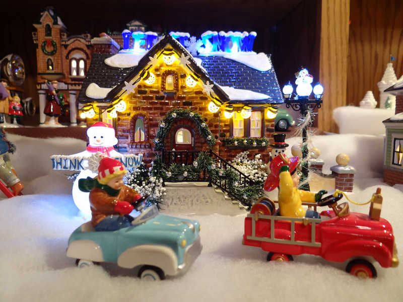 5/365-Snow Village