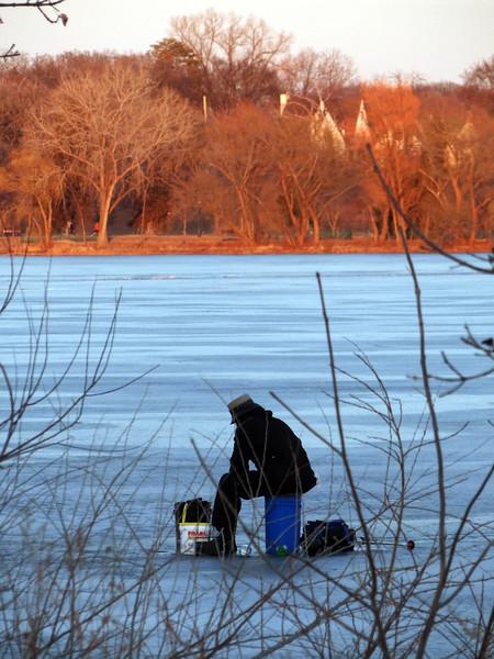 70/365-A Lone Fisherman
