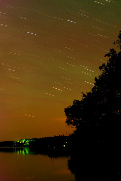 201/365 Wisconsin Star Trails