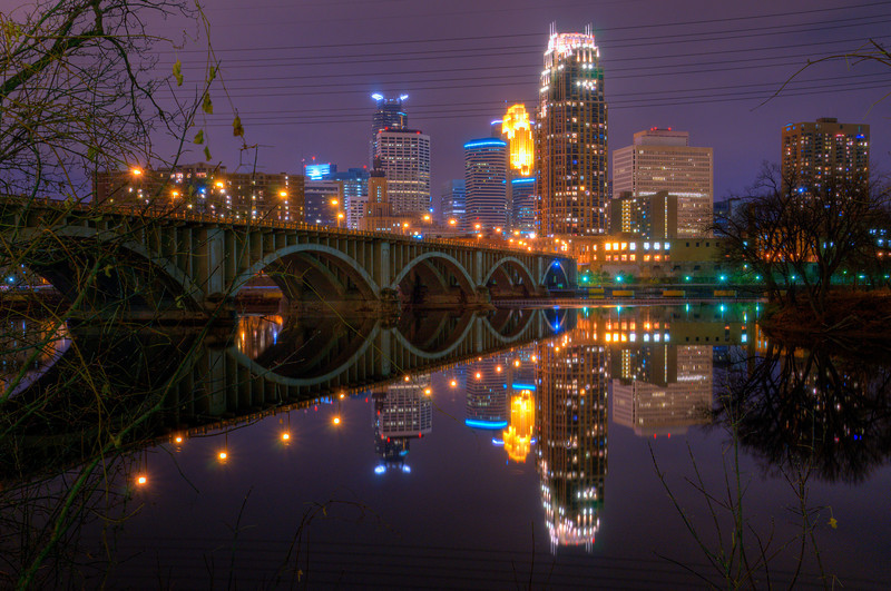 315/365-A Saturday night in Minneapolis