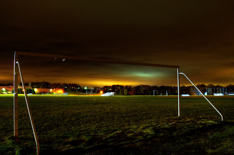 291/365-Ghosts of a soccer season