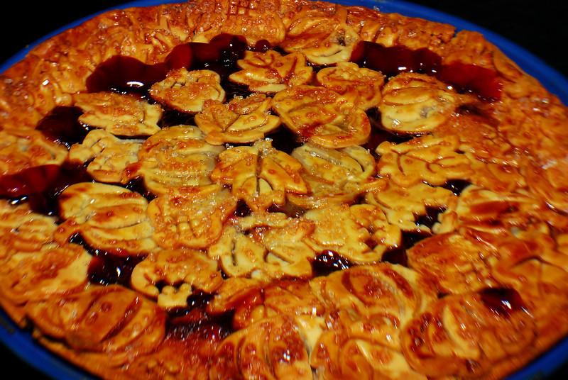 232/365-Cherry Pie