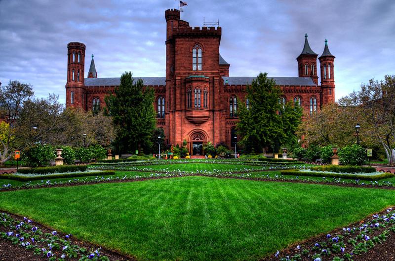 294/365-Smithsonian Castle