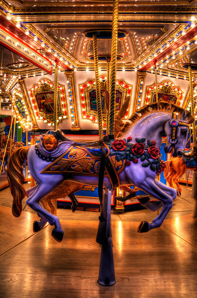 310/365-Carousel at the Mall of America