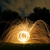 226/365-Spinning steel wool