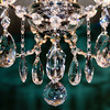 356/365-Crystal Chandelier
