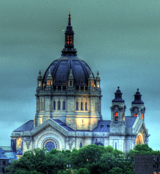 126/365-The Cathedral of St. Paul