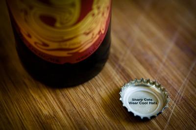 Day 30: Bottlecap Wisdom