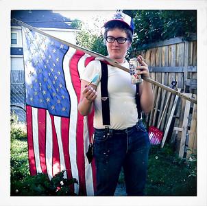 Day 4: America, Fuck Yeah! (7/4/2011)