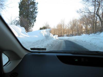 2010 snow