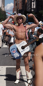 The Naked Cowboy Robert John Burck photo by Rob Rich/SocietyAllure.com © 2012 robwayne1@aol.com 516-676-3939