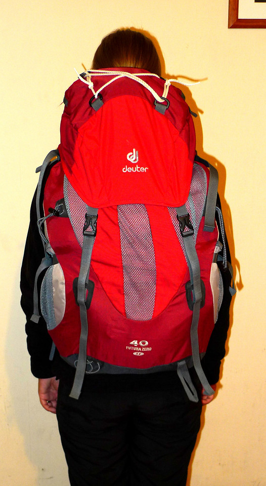 4 APR 2011 Backpack summary