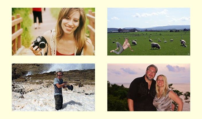 That Backpacker, Will Peach, Finding The Universe and Green Global Travel are 4 travel blogs/sites worth checking out.