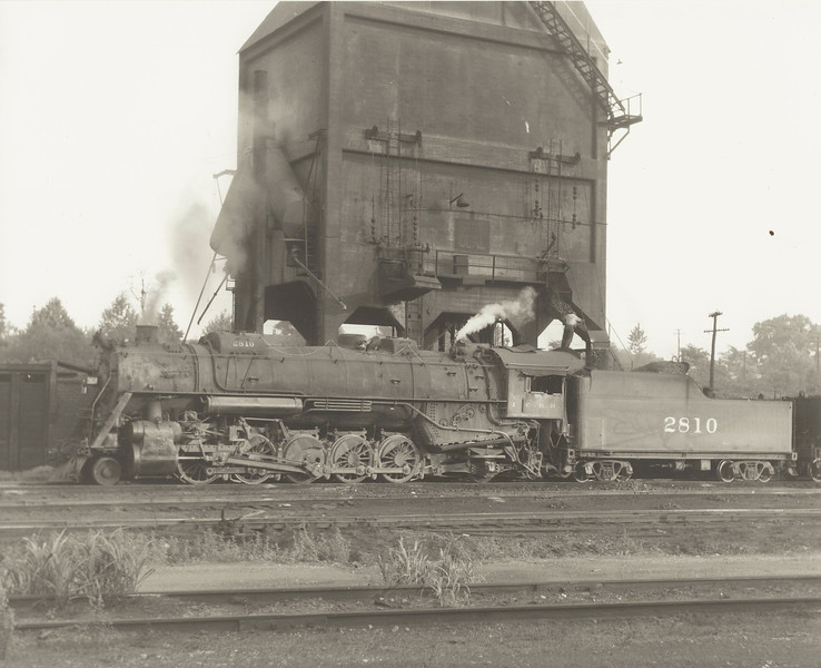 IC  #2810  2-10-2  CENTRAL CITY, KY  1956