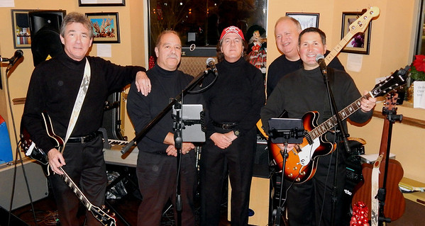 42 Years Later Live at the Mug N Muffin Dec 7, 2013