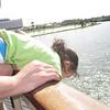 Ferry ride to Disney World