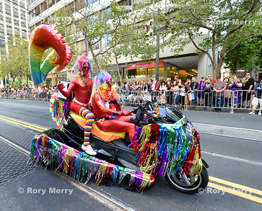 """San Francisco Pride Parade 2014 San Francisco Pride Parade 2014  The 2014 San Francisco Pride theme is, """"Color Our World with Pride"""""""