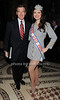 Brian Williams, Miss USO Heidi-Marie Ferren<br /> photo by Rob Rich © 2009 robwayne1@aol.com 516-676-3939