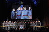 West Point Glee Club<br /> photo by Rob Rich © 2009 robwayne1@aol.com 516-676-3939