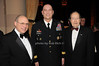 Mike Berman,   General Raymond T.Odierno, Oliver Mendell<br /> photo by Rob Rich © 2009 robwayne1@aol.com 516-676-3939