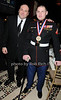 James Gandolfini, LCPL Matthew R Bradford<br /> photo by Rob Rich © 2009 robwayne1@aol.com 516-676-3939