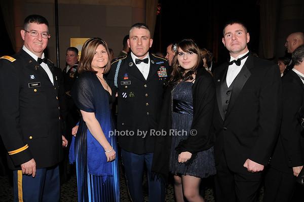 Paul Fanning, Colleen Meltz, James Meltz, Jamie Meltz, Chirs Albert<br /> photo by Rob Rich © 2009 robwayne1@aol.com 516-676-3939