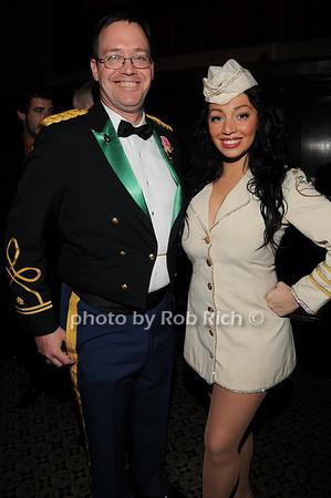 Mike Sheridan, Ali Bertash<br /> photo by Rob Rich © 2009 robwayne1@aol.com 516-676-3939