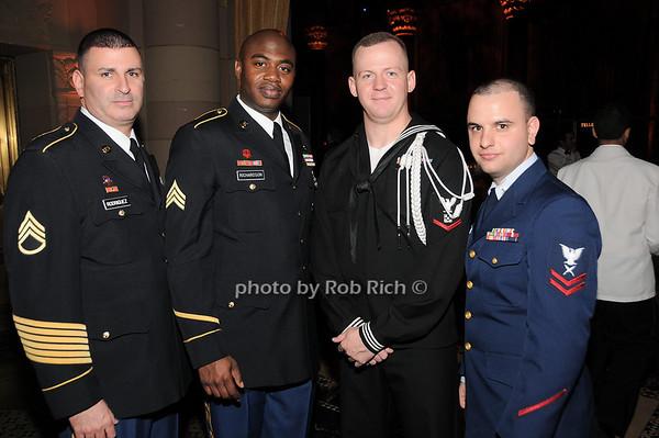 Richard Rodriguez, Eric Richardson, Phillip Adams, Joseph DeVito<br /> photo by Rob Rich © 2009 robwayne1@aol.com 516-676-3939