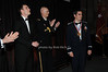General Raymond T.Odierno, Captain Justin M. Coneli, Airman of the Year, US Air Force, recepient of the George Van Cleave Military Leadership Awards<br /> photo by Rob Rich © 2009 robwayne1@aol.com 516-676-3939