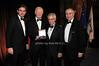 Brian Whitting, Bruce N. Whitman(USO Distinguished Service Award recepient) Jack Jacobs, Steve Scheffer<br /> photo by Rob Rich © 2009 robwayne1@aol.com 516-676-3939