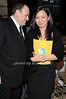 James Gandolfini, Deborah Lin<br /> photo by Rob Rich © 2009 robwayne1@aol.com 516-676-3939