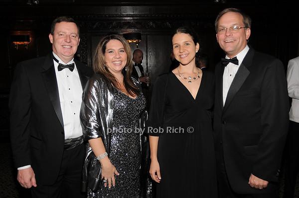 Chris Adams, Lisa Albergo, Linda Rucconich, Steve Gross<br /> photo by Rob Rich © 2009 robwayne1@aol.com 516-676-3939