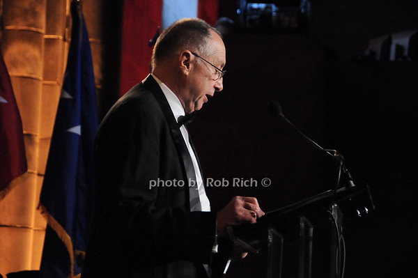 Steve Sheffer, Chairman of the Board, USO of Metropolitan NY<br /> photo by Rob Rich © 2009 robwayne1@aol.com 516-676-3939