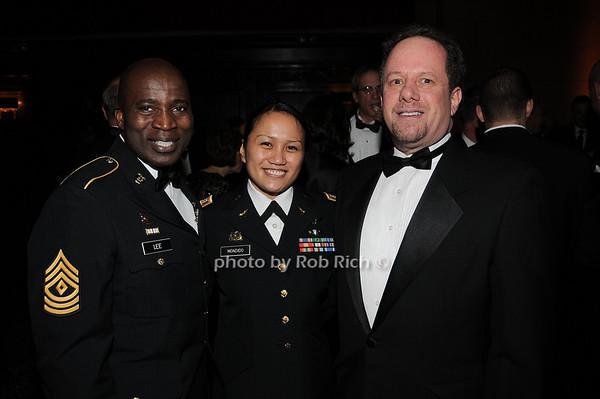 Dale Lee, Jennifer Mondido, Steve Castleton<br /> photo by Rob Rich © 2009 robwayne1@aol.com 516-676-3939