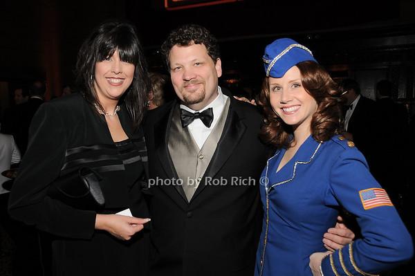 Donna Abrusci, Steven Schirico, Nancy Emerson<br /> photo by Rob Rich © 2009 robwayne1@aol.com 516-676-3939