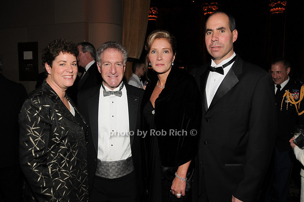 Deonne Boxer, Lance Boxer, Eileen Massari, Steve Massari<br /> photo by Rob Rich © 2009 robwayne1@aol.com 516-676-3939