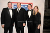 Rich Wilson, James Gandolfini, Bill Wilson, Caroline Wilson<br /> photo by Rob Rich © 2009 robwayne1@aol.com 516-676-3939