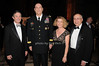 Patrick Condren, General Raymond T.Odierno Linda Odierno, Stephen Scheffer<br /> photo by Rob Rich © 2009 robwayne1@aol.com 516-676-3939