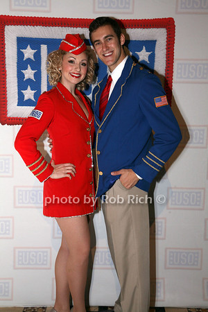 Lexi Windsor, Adam Roberts<br /> photo by R.Cole for Rob Rich © 2009 robwayne1@aol.com 516-676-3939