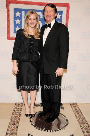 Caroline Wilson, Bill Wilson<br /> photo by Rob Rich © 2009 robwayne1@aol.com 516-676-3939