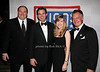 James Gandolfini,Brian Whiting, Kristen Whiting, Tony Sirico<br /> photo by R.Cole for Rob Rich © 2009 robwayne1@aol.com 516-676-3939