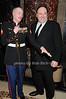 Corporal Aaron P. Mankin, James Gandolfini<br /> <br /> photo by Rob Rich © 2009 robwayne1@aol.com 516-676-3939