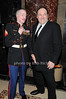 Corporal Aaron P. Mankin, James Gandolfini<br /> <br /> photo by Rob Rich © 2009 robwayne1@aol.com 516-676-3939