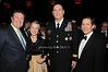Ed Reilly, Margaret Gibson, General Raymond T.Odierno ,Sloane Gibson<br /> photo by Rob Rich © 2009 robwayne1@aol.com 516-676-3939